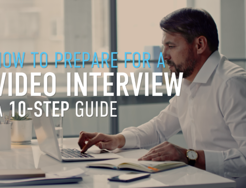 Video interview tips and tricks!